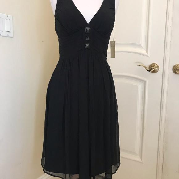 Express Dresses & Skirts - NWT Express silk chiffon dress